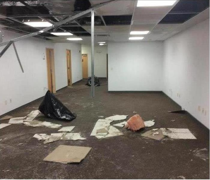 Storm Damage – Metairie Office Building