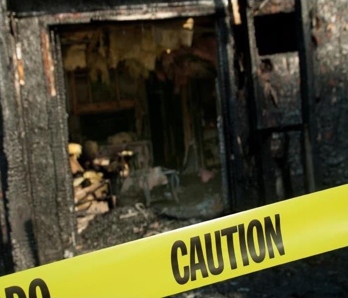Why SERVPRO Timing Is Very Important When Dealing With Fire Damage To Your Metairie Home