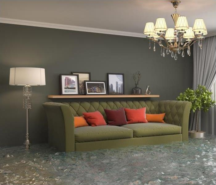 Water Damage Call Our Crew When Your New Orleans Home Experiences A Water Damage Emergency
