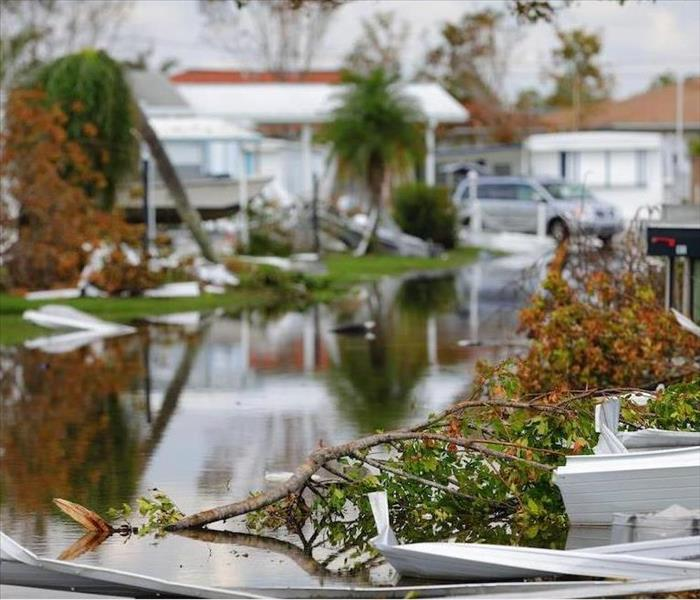 Storm Damage Professional Mitigation Thwarts the Effects of Flood Damage in Metairie
