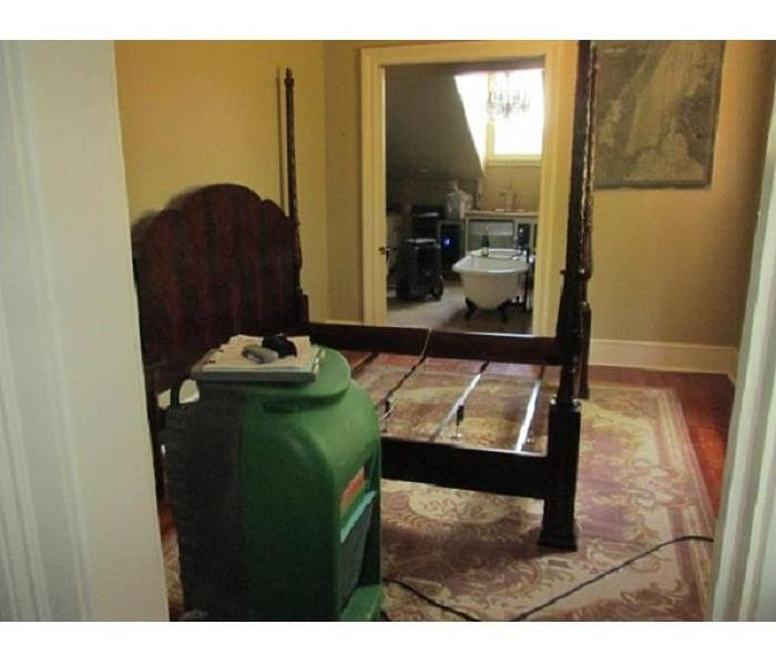 Water Damage SERVPRO Helps you Relax When the Water Comes Marching in Your Metairie Home