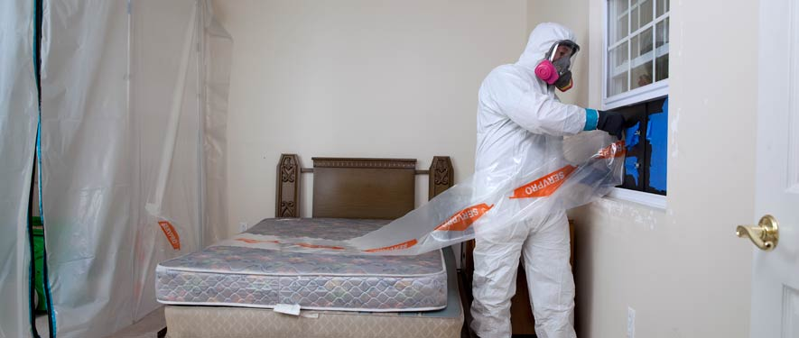 Metairie, LA biohazard cleaning
