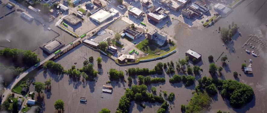 Metairie, LA commercial storm cleanup